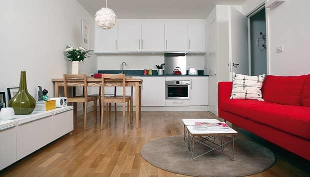 Become a home or apartment owner?