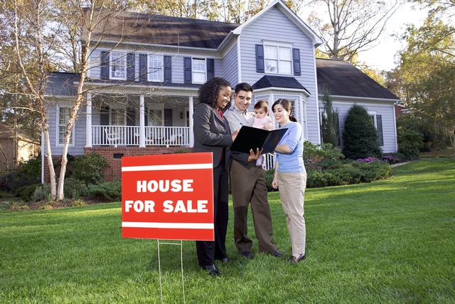 Complete the purchase of a real estate property